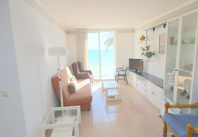 Apartamento en Rosas / Roses - RHODE 2 Piso, 1ª linea de mar, Roses, Free Wi