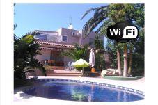Villa en Rosas / Roses - INTERIMMO PALM BEACH FREE WIFI- Villa...