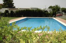 Apartament en Rosas / Roses - SANT JOSEP 81 -Piso con piscina Roses