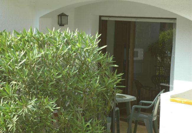 Appartement à Rosas / Roses - JARDINS I -Piso con piscina a Roses