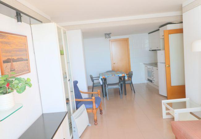 Appartement à Rosas / Roses - RHODE 2 Piso, 1ª linea de mar, Roses, Free Wi