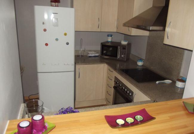 Appartement à Rosas / Roses - AQUAMARINA 011 - Appartement résidence avec piscin