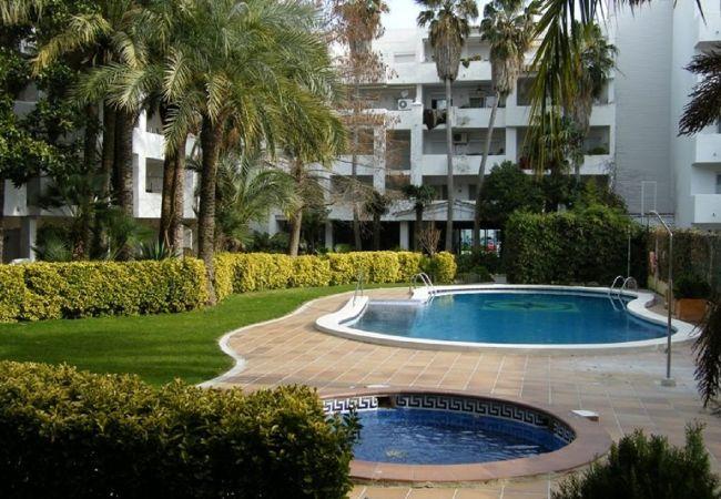 Appartement à Rosas / Roses - INTERIMMO R. MARINE I  Garbi  2-2