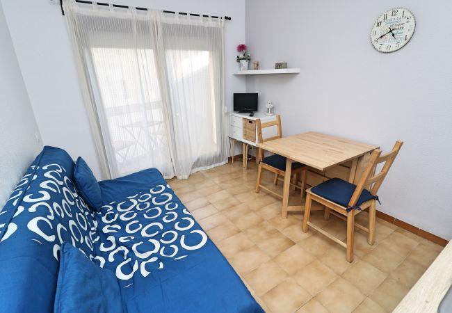 Appartement à Empuriabrava - INTERIMMO DELTA MUGA 80 metre de la plage