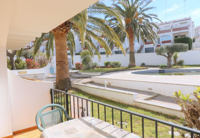 Apartment in Rosas / Roses - JARDINS I -Piso con piscina a Roses