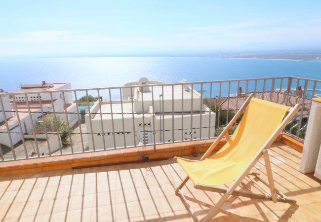 Apartment in Rosas / Roses - JARDINS III 2-2-1 * Apt Rosas con piscina