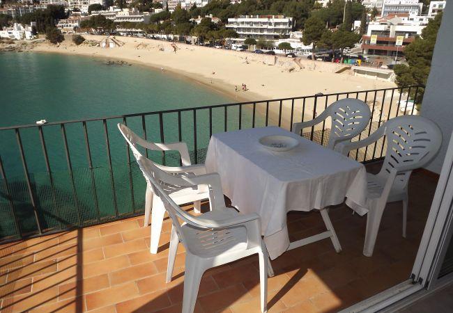 Apartment in Rosas / Roses - MIRAFLOR - Piso Primera linea de mar, al lado Play