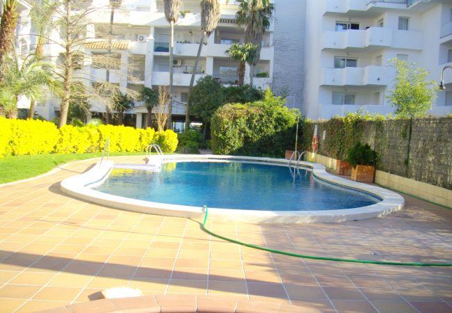 Apartment in Rosas / Roses - R. MARINE I  Garbi  2-2 Résidence avec p