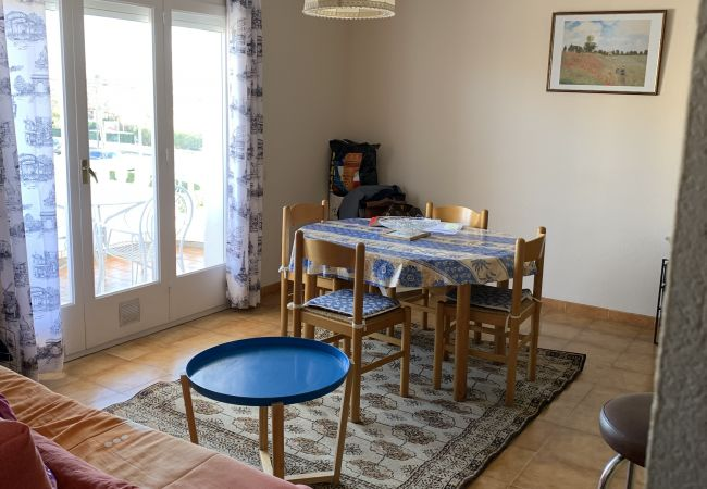 Apartment in Empuriabrava - EMPURIES C-12 Agreable appartement Empuriabrava