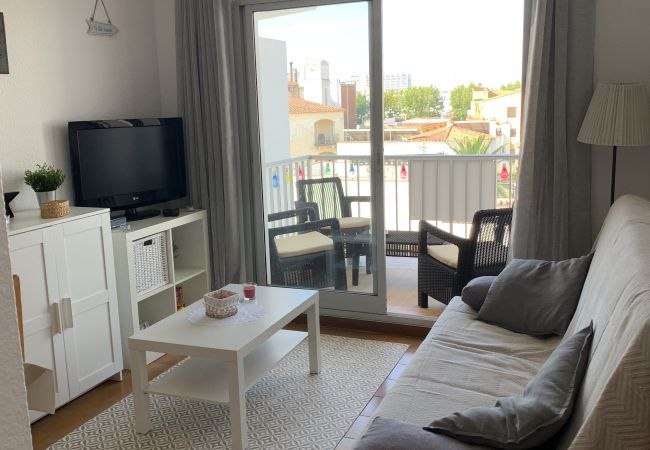 Apartment in Empuriabrava - PATTAYA 14 P36- Beau T2 proche mer
