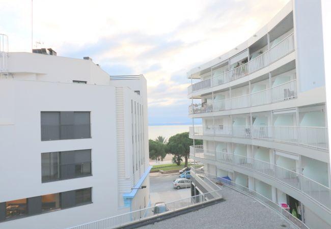 Apartment in Rosas / Roses - PALMERAS APT VUE MER