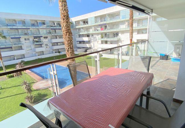 Apartment in Rosas / Roses - Porto Marina Roses, Piso con piscina
