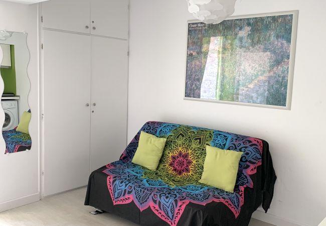 Studio in Empuriabrava - Karina 6PO - Estudio, vista al Rio, Empuriabrava