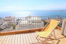 Ferienwohnung in Rosas / Roses - JARDINS III 2-2-1 Piso con vista al mar...