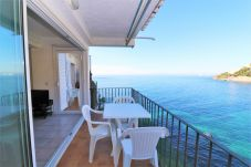 Ferienwohnung in Rosas / Roses - MIRAFLOR - Piso Primera linea de mar,...
