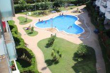 Ferienwohnung in Rosas / Roses - R. Marine II 231 - Piso con piscina,...